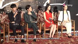 Showbiz Korea-PRESS CONFERENCE OF THE TREACHEROUS   간신 제작발표회