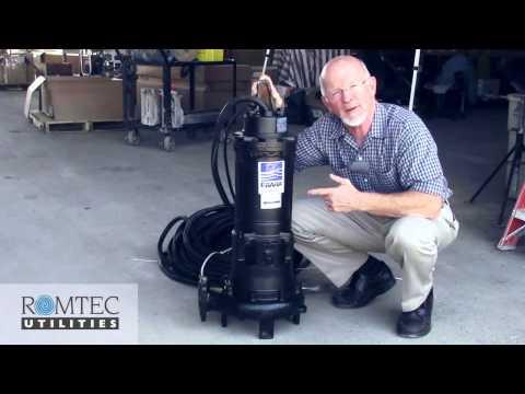 Kensington Plant Pump