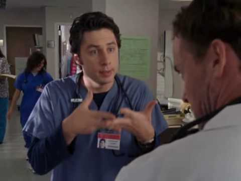 In the wake of Arnold Palmer's death, I present this scene from Scrubs.