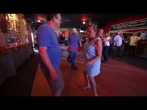 Shag Dancing in North Myrtle Beach