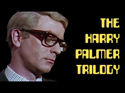 The Harry Palmer Trilogy - A Spy Movie Retrospective.