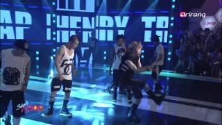 Video Simply K-Pop - Henry(헨리) _ Trap MP3, 3GP, MP4, WEBM, AVI, FLV Desember 2017