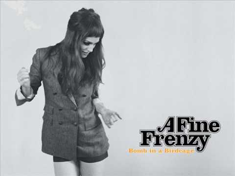 Tekst piosenki A Fine Frenzy - Elements po polsku