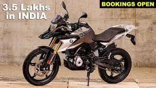 9. Buying the BMW 310 GS