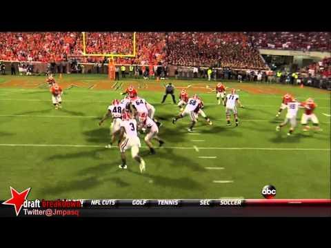 Todd Gurley vs Clemson 2013 video.