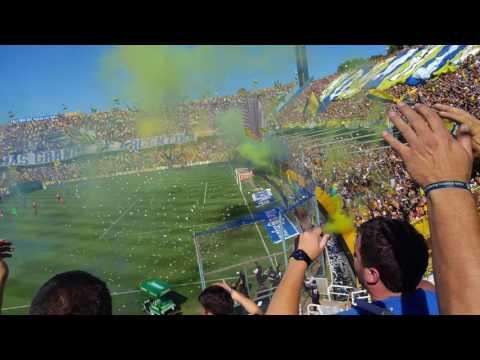 Recibimiento Rosario Central vs Nob - Los Guerreros - Rosario Central