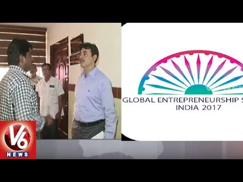 IT Secretary Jayesh Ranjan Face To Face Over Global Entrepreneurship Summit 2017
