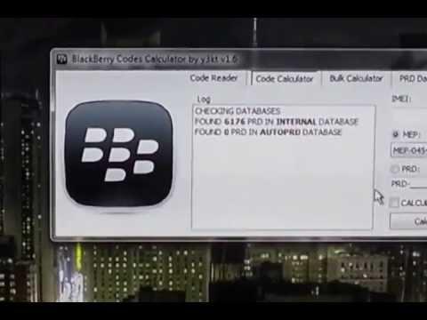 comment debloquer blackberry