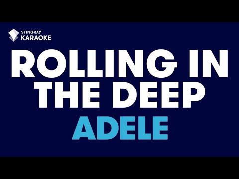 Karaoke nhạc quốc tế - Rolling In The Deep beat karaoke