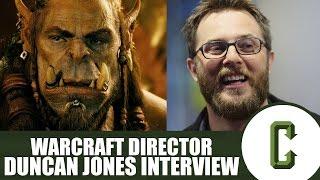 Warcraft Director Duncan Jones In Studio Interview by Collider