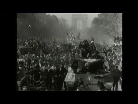 Vor 75 Jahren: Befreiung von Paris - Museum eröffnet