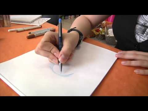 Manga zeichnen lernen.flv