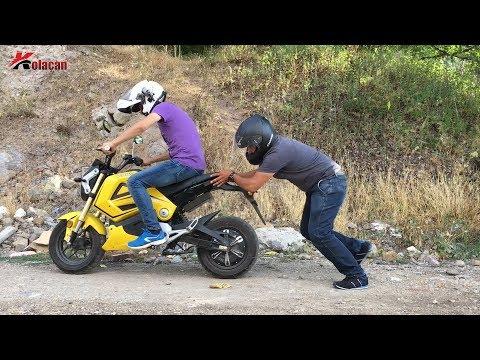 Video KRAL AVA 4500 Elektrikli motosiklet inceleme download in MP3, 3GP, MP4, WEBM, AVI, FLV January 2017