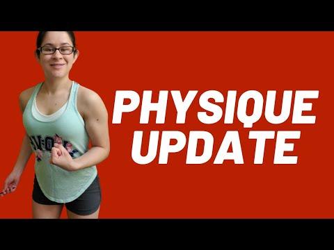 Physique Update 9 Month Bulk   The Cut Begins