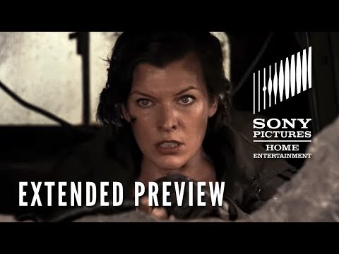 RESIDENT EVIL: THE FINAL CHAPTER - Extended Preview