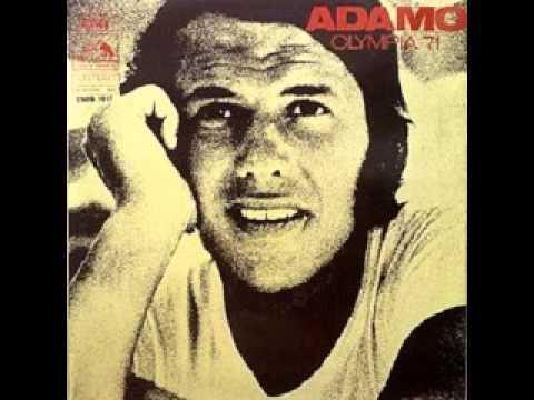Olympia 1971   Full Album   Salvatore Adamo (видео)
