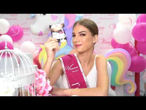 Vienna Beauty New Innovation Makeup in Sachet