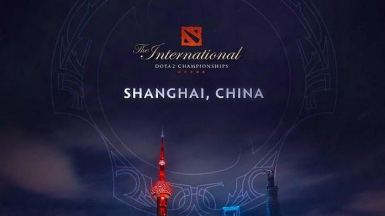The International 2019   Group Stage Day 1 - YouTube