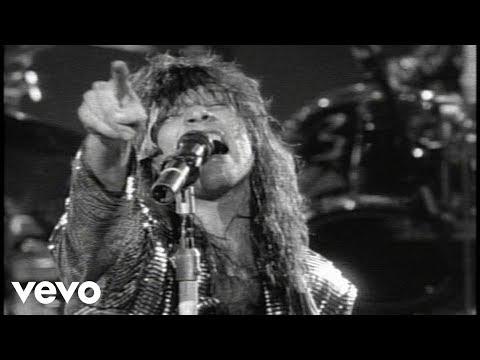 Tekst piosenki Bon Jovi - Wanted Dead Or Alive po polsku