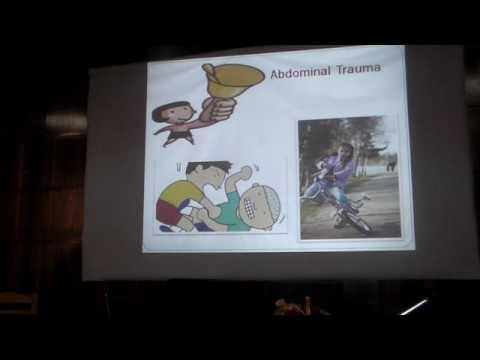 Ped. GIT Emergencies  Dr Ahmed Hamdy 2
