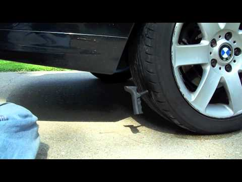 HOW TO FIX A TIRE LEAK