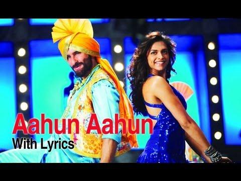 Video Aahun Aahun (Lyrical Full Song) | Love Aaj Kal | Saif Ali Khan & Deepika Padukone download in MP3, 3GP, MP4, WEBM, AVI, FLV January 2017