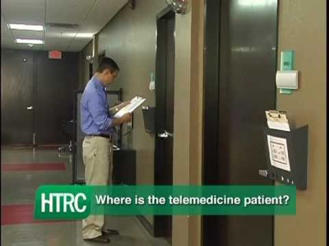 Is it live or is it telemedicine?