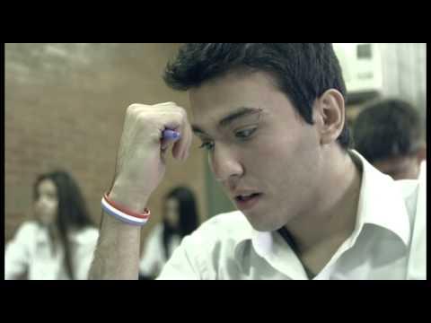 Colegio - Spot Cruzada Fuerza Paraguay 2013