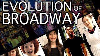 Video EVOLUTION OF BROADWAY! Ft. Dear Evan Hansen, Les Mis, Rent, Hamilton & More | Spirit YPC MP3, 3GP, MP4, WEBM, AVI, FLV Agustus 2018
