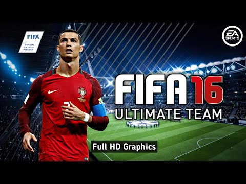 FIFA 16 Ultimate Team Android Full HD Graphics
