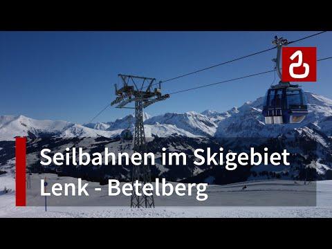 Skigebiet Lenk-Betelberg