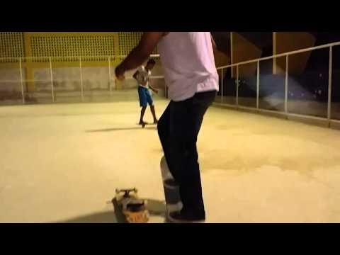 Role de skate em Apuarema