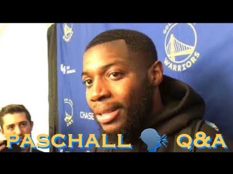 [HD] Entire PASCHALL postgame: D'Angelo 52 points getting him the ball; adjustments to not charge