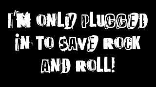 Video Save Rock and Roll - Fall Out Boy LYRICS MP3, 3GP, MP4, WEBM, AVI, FLV Maret 2019