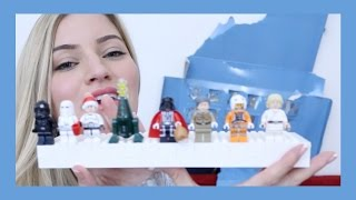 Starwars LEGO Christmas Advent Calendar | iJustine