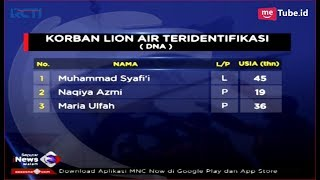 Video Tim DVI Kembali Berhasil Jenazah Penumpang Lion Air, Ini 3 Nama Korban - SIM 15/11 MP3, 3GP, MP4, WEBM, AVI, FLV November 2018