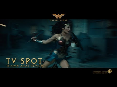 Wonder Woman (TV Spot 'Positive Reviews')