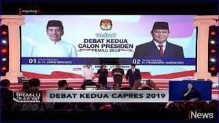 Video [FULL] Debat Kedua Calon Presiden Pemilu 2019 Part 06 - Pemilu Rakyat 17/02 MP3, 3GP, MP4, WEBM, AVI, FLV Februari 2019