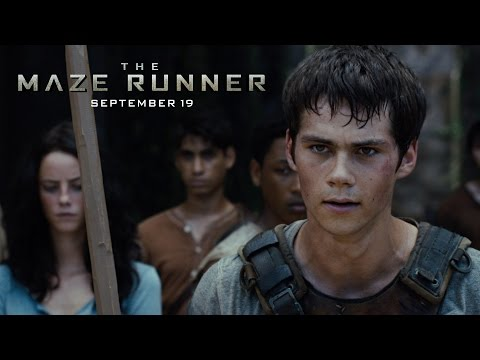 The Maze Runner TV Spot 'Hero'