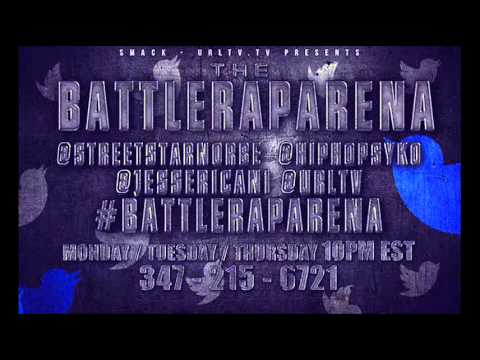 URL Battle Rap Arena talks about the May 18th Card and JJDD vs Math Battle (FULL SHOW)