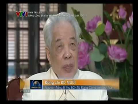VTV4 Đảng Cộng Sản Việt Nam 85 năm đồng hành cùng dân tộc Tập 1 Sự lựa chọn lịch sử