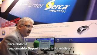 Grupo Serca Automoción en Motortec Automechanika Ibérica 2011