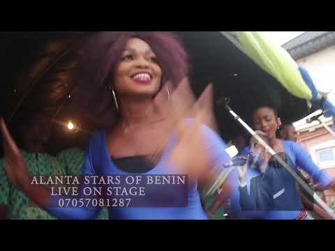 Alanta live on Stage TRACK  1