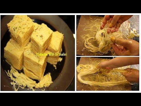 சோன் பப்டி செய்வது எப்படி பாருங்க SOAN PAPDI RECIPE | Soan Papdi | Patisa Recipe | Patisa