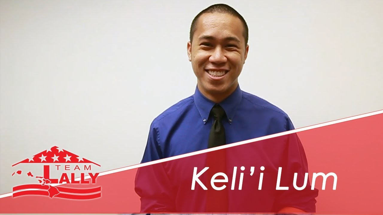 Have You Met Kelii Lum?