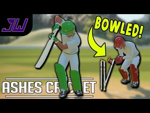 CAREER BEST BOWLING! - Ashes Cricket Career Mode | Ashes Cricket Gameplay | Episode 5
