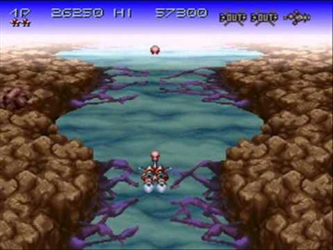 axelay super nintendo cheats