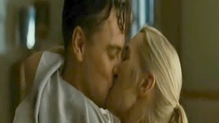 Leonardo DiCaprio And Kate Winslet Kissing Scene In Revolutionary Road - It was the actress's husband, director Sam Mendes, ...