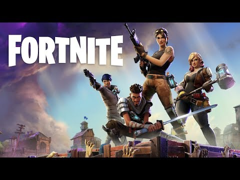 Dwayne N Jazz Play FORTNITE!!! (Dwayne is in another room)