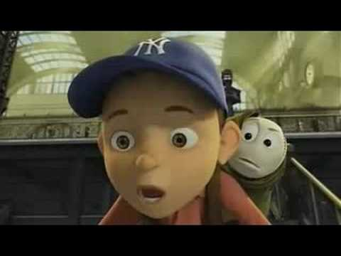 Everyone's - Catch Jake voice Yankee Irving in 